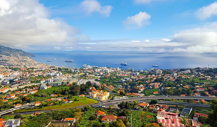 Funchal Pai de Santo na Madeira